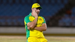 Aaron Finch is hoping to be fit for the T20 World Cup
