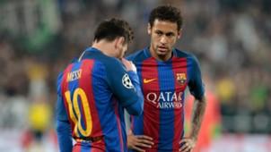 lionel messi neymar - cropped