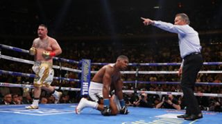 Anthony Joshua vs. Andy Ruiz Jr.