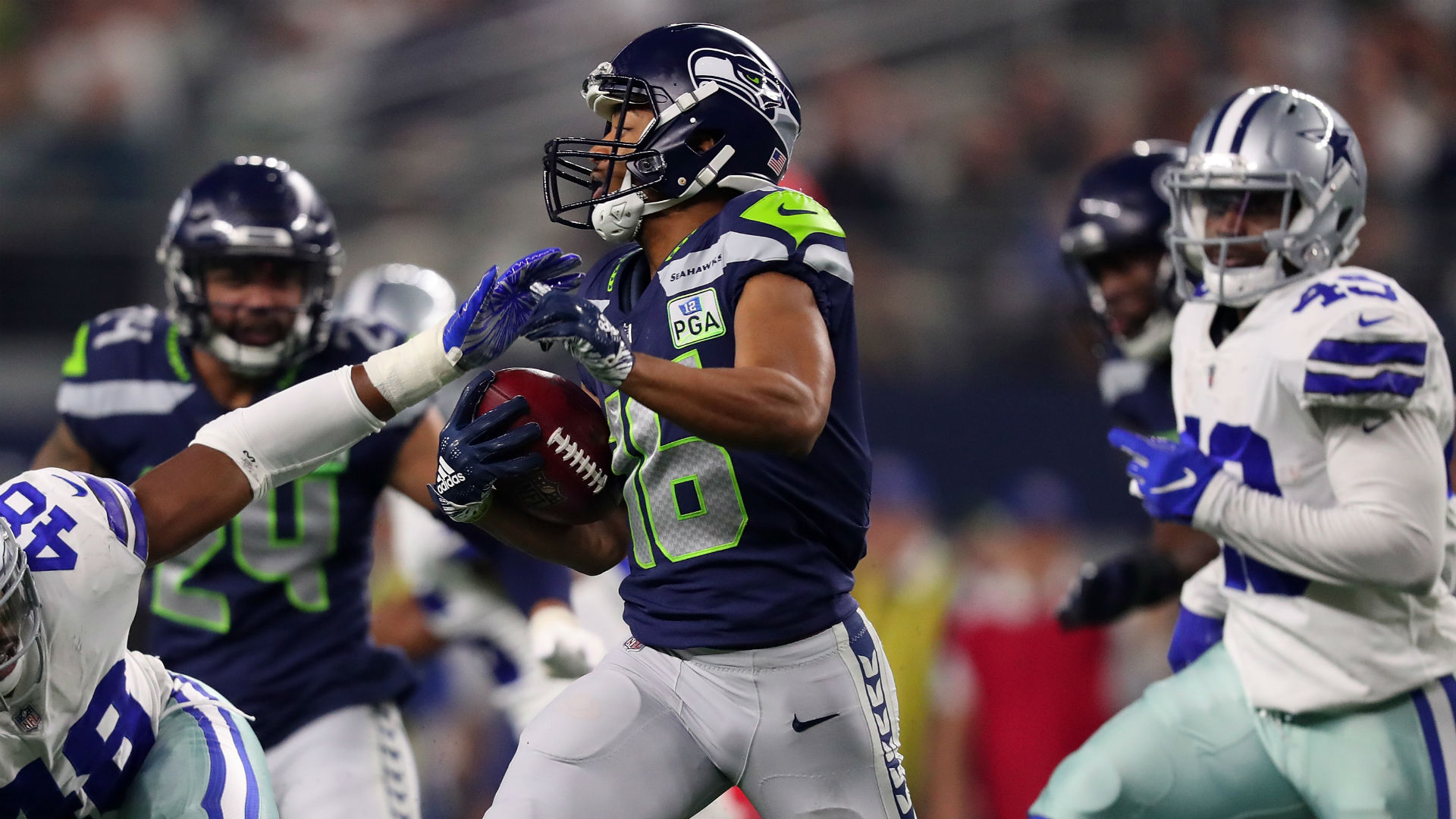 Seahawks Offense Gets Overhaul With Lockett Penny