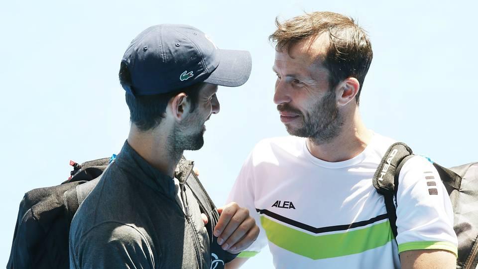 Novak Djokovic confirms split from coaches Andre Agassi, Radek Stepanek