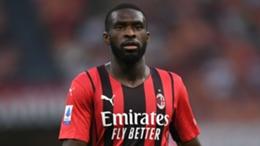 Milan defender Fikayo Tomori