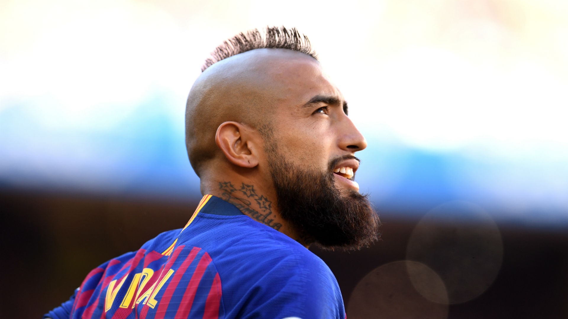 Barcelona News Arturo Vidal Aims Var Swipe At Two Of Real Madrids Champions League Crowns Goal Com
