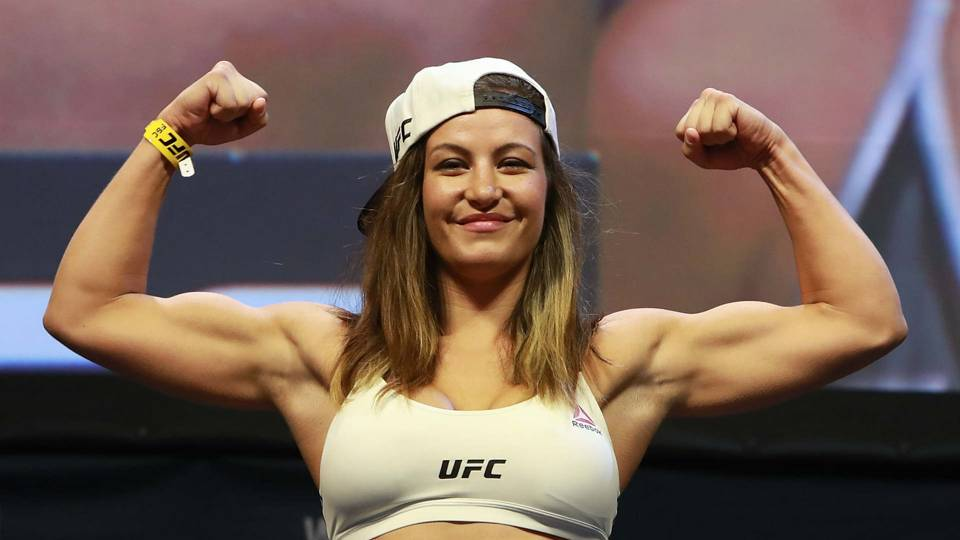 Former MMA fighter Miesha Tate gives birth after 67-hour labor