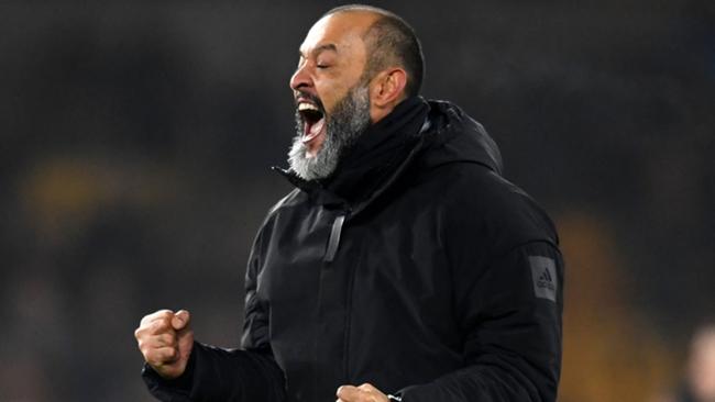 Nuno Espirito Santo has had to deal with injuries to key players at Wolves this season