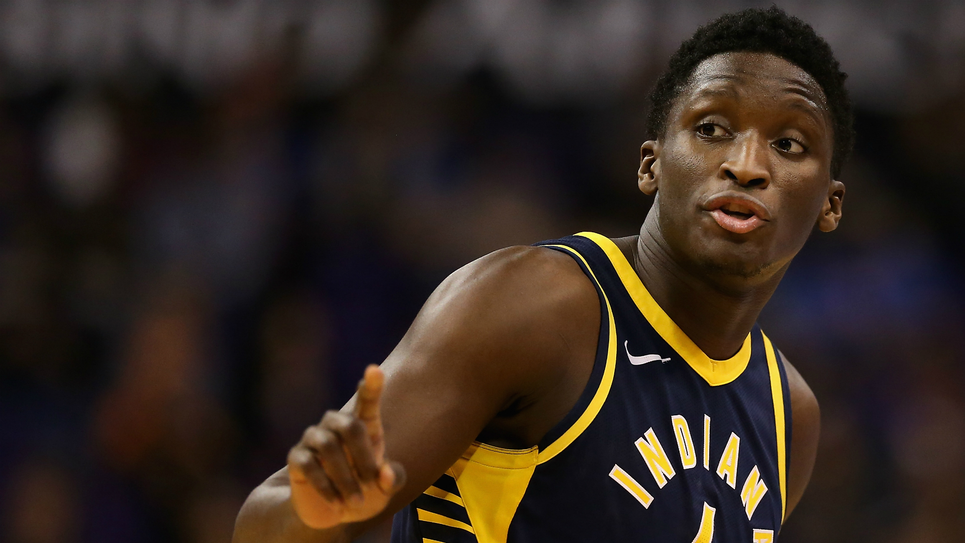Pacers' Victor Oladipo in 'a good position mentally,' Nate McMillan says