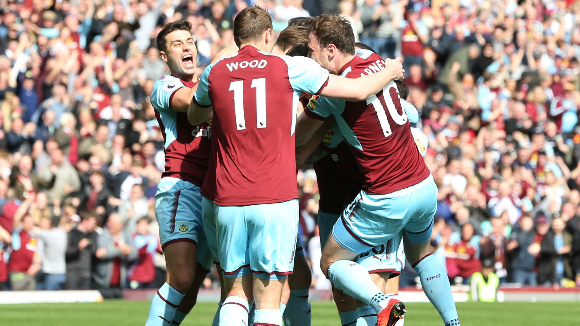 Premier League updates from Turf Moor