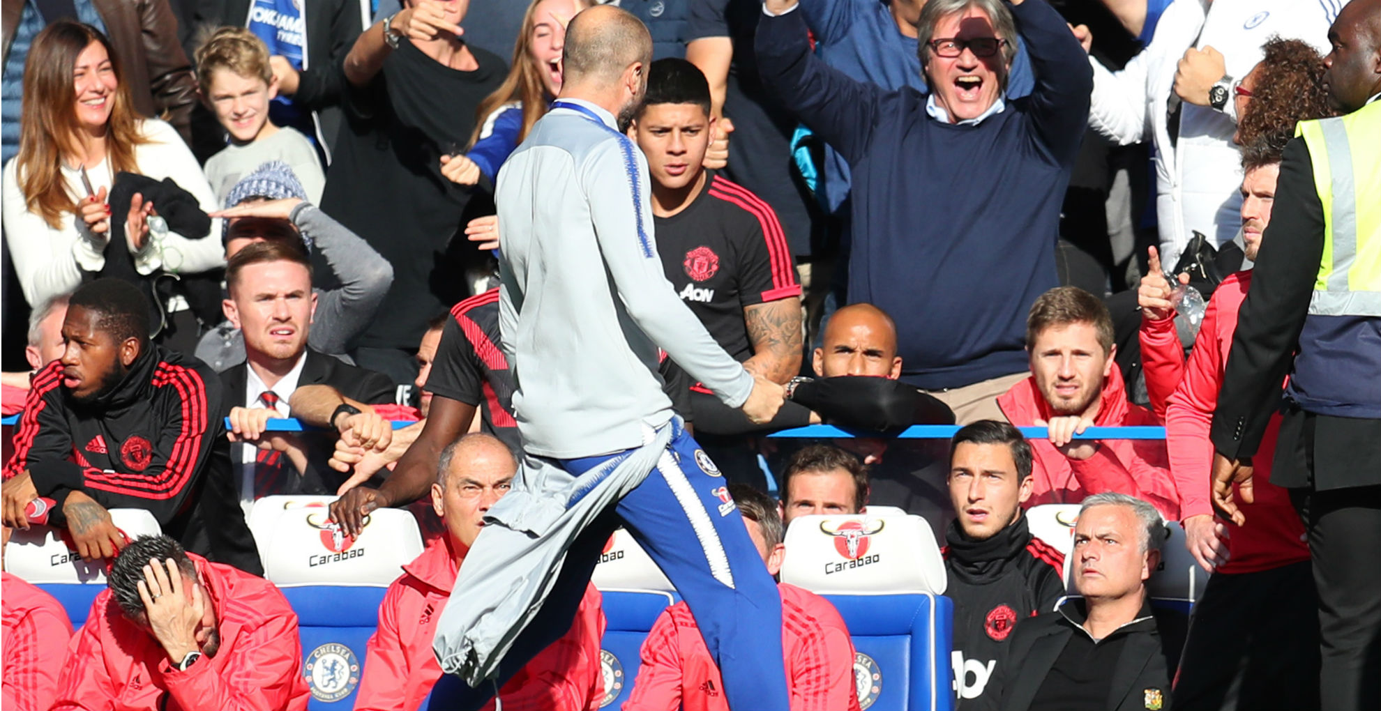 Mourinho Chelsea fight: Who is Marco Ianni, the assistant