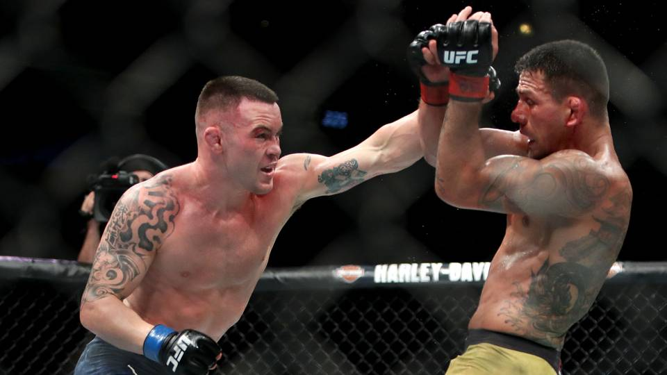 Colby Covington blasts UFC boss Dana White: 'He's a piece of s— person'