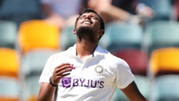 Thangarasu Natarajan has tested positive for COVID-19