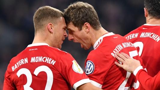 Muller revels in Bayern resurgence after eliminating Dortmund