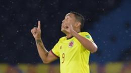 Colombia forward Luis Muriel