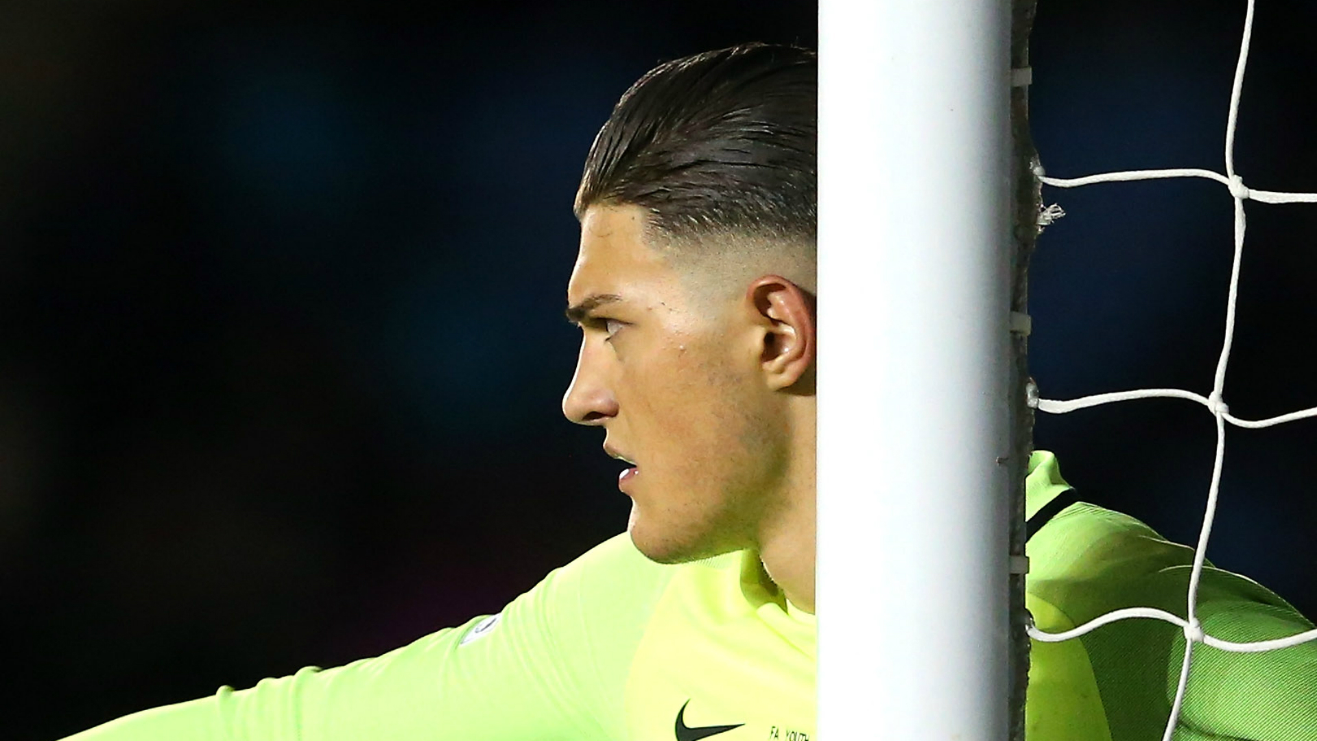 Manchester City recall on-loan keeper