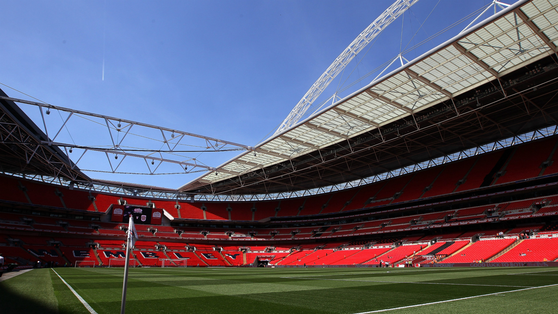 National Hockey League  owner submits £800m bid to buy Wembley Stadium