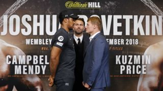 Anthony Joshua and Alexander Povetkin - cropped