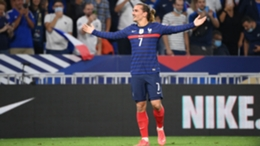 Antoine Griezmann dominated as France cruised past Finland in Lyon.