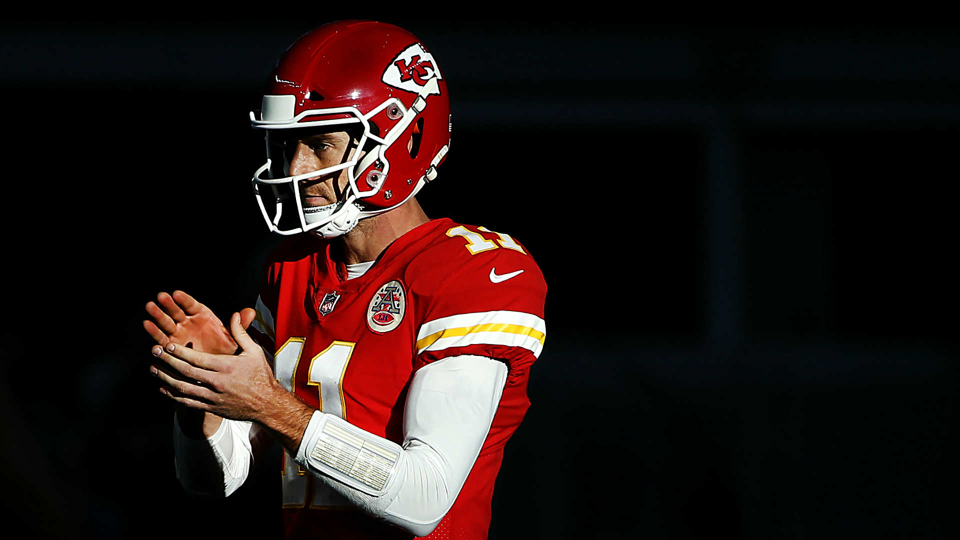 Chiefs 'ready to get back on track' against Bills