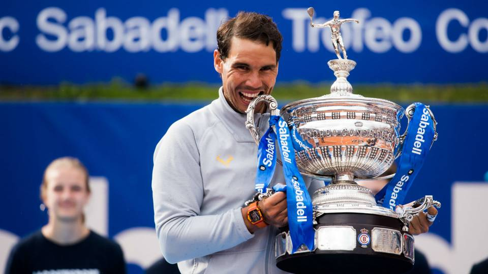 Rafael Nadal insists Madrid Open title isn't a formality