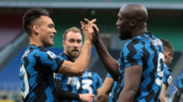 Inter Milan are marching towards Serie A glory