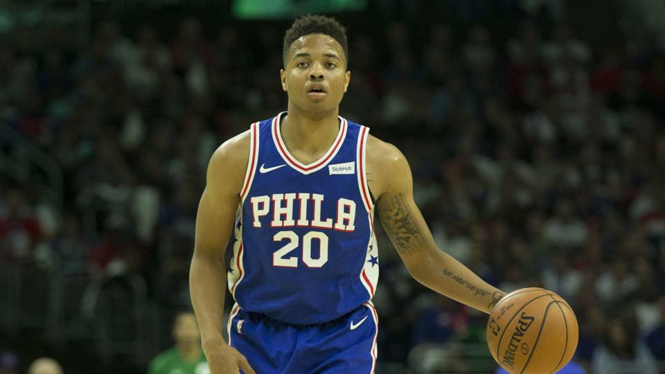 Markelle Fultz thinks he can be the 76ers' third star: 'I see myself as that player'