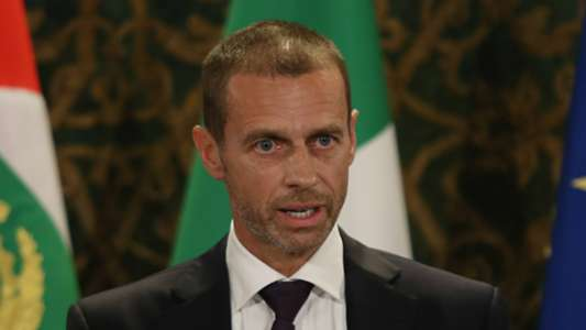Aleksander Ceferin unchallenged for UEFA presidency