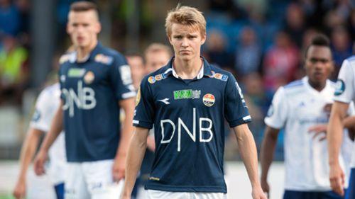 d16dff1d6b3 Real Madrid sign Norway teenage star Marin Odegaard