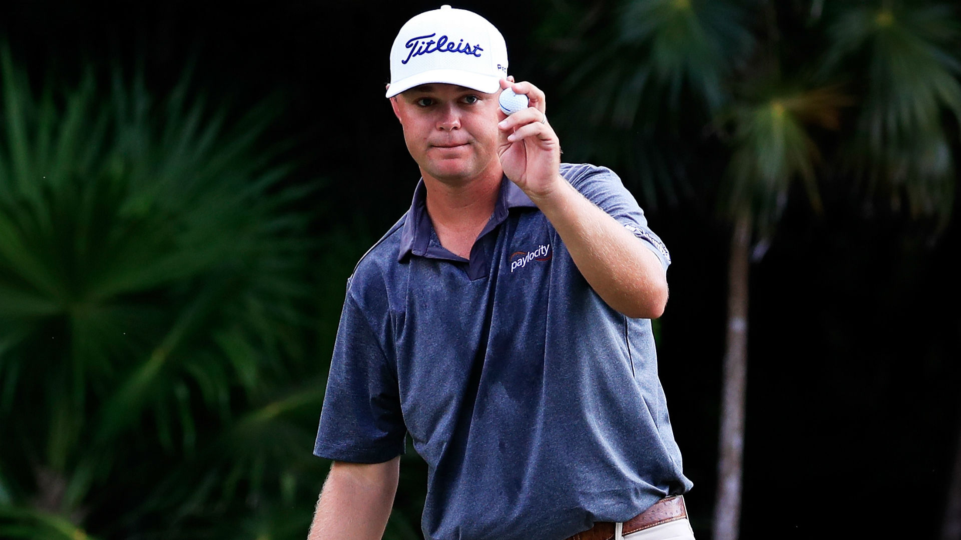 Patton Kizzire flirts with 59 to grab OHL Classic at Mayakoba lead