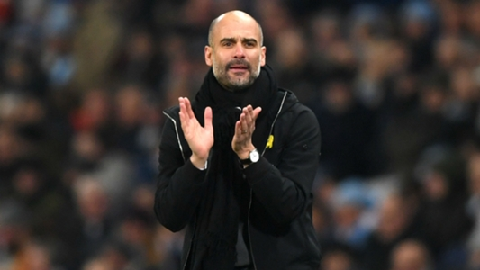 Guardiola salutes 'outstanding' Manchester City