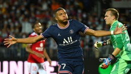 Kylian Mbappe has been linked with a PSG exit