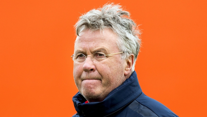 Former Netherlands coach Guus Hiddink has retired
