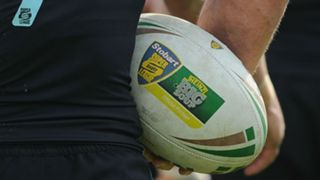 Rugby league ball - cropped