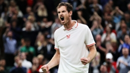 Andy Murray won his first match in the main draw at Wimbledon since 2017.