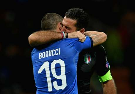 Italy, Netherlands & 15 top teams who won't be at the World Cup