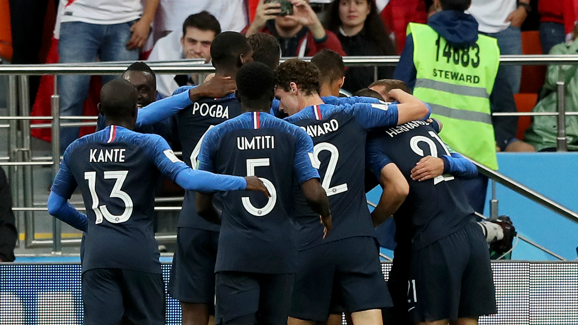 Mbappe Sends France Forward as Peru's Hopes End