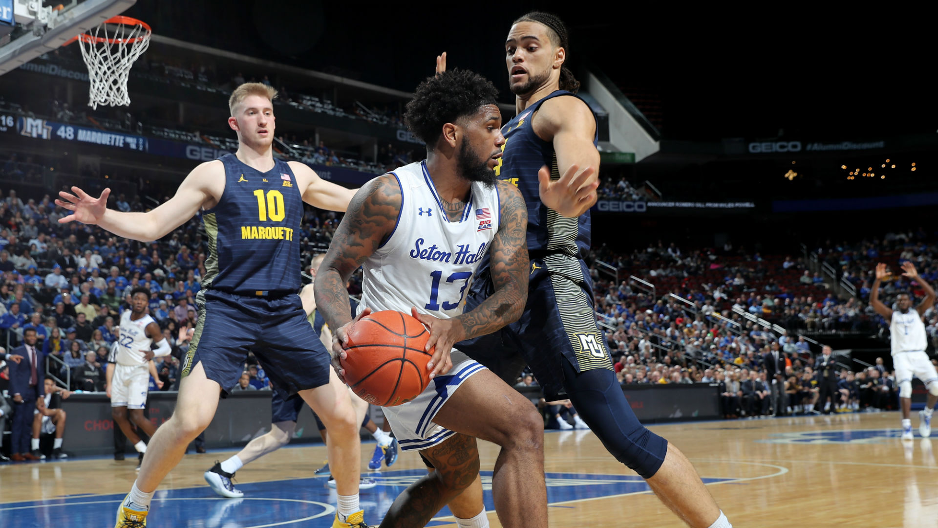 March Madness 2019 Bubble Watch: Seton Hall Secures Win