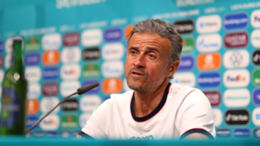 Luis Enrique has set his sights on the play-offs following Spain's defeat to Sweden