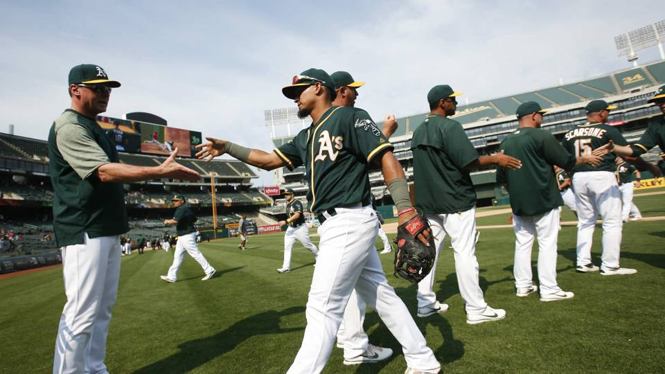 A's, Mariners to open 2019 MLB season in Tokyo, report says
