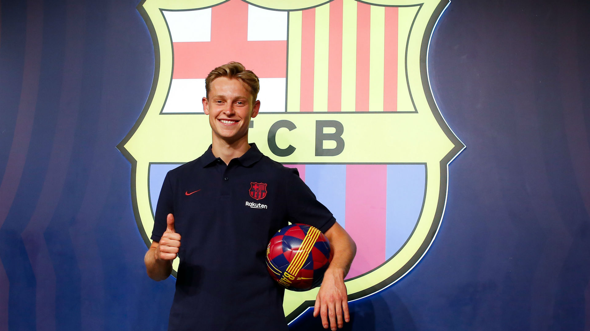Frenkie de Jong keen to sustain Cruyff traditions at Barcelona
