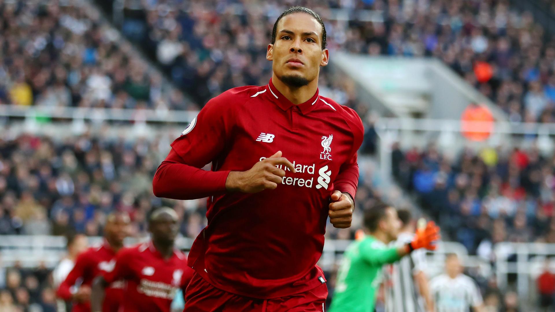 Liverpool News: Forget Messi, Give Van Dijk The Ballon D