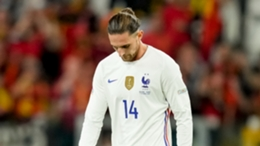 France midfielder Adrien Rabiot is out of the Nations League final due to COVID-19