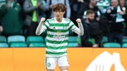 Kyogo Furuhashi got Celtic's winner