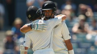 Kane Williamson Ross Taylor - cropped