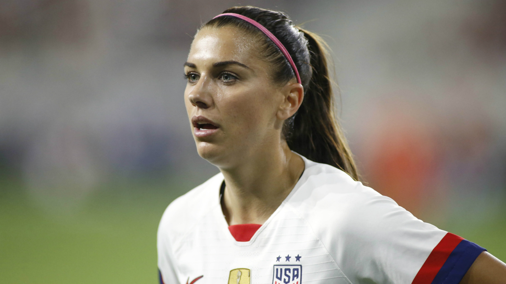 Women's World Cup 2019: Alex Morgan says she's motivated by winning tournament, not Golden Boot