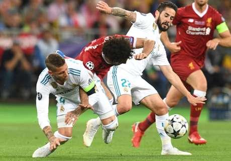Ramos tackle like wrestling - Klopp
