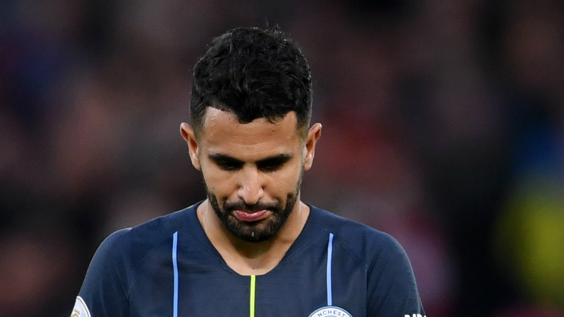 Gabriel Jesus 'not happy' with decision to hand Riyad Mahrez penalty