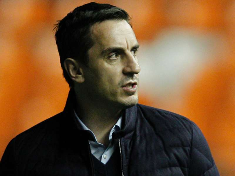 Neville: Clean sheet a boost for Valencia