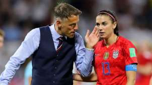 Phil Neville and Alex Morgan - cropped