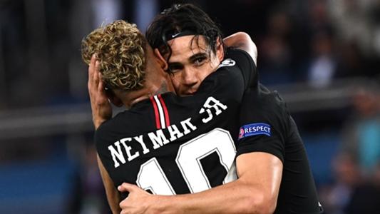 Cavani: Neymar and I are 'friends, brothers, team-mates'