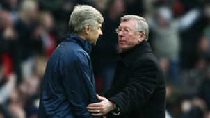 arsene wenger alex ferguson - cropped
