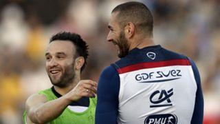 Karim Benzema Mathieu Valbuena - cropped